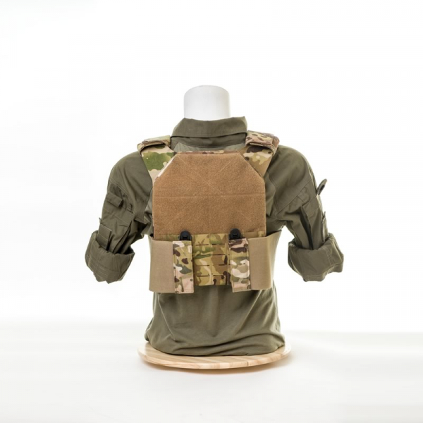Metcon Tactical Vest - Weighted Vest (MTV) parte trasera
