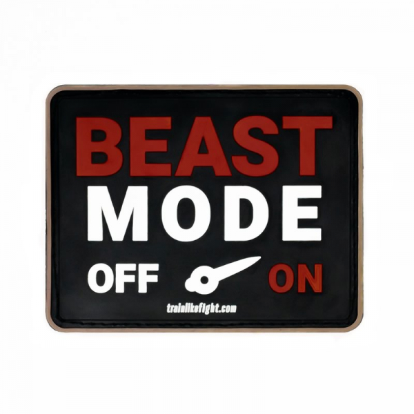 Beast Mode On Patch