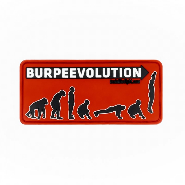 Burpee Revolution Patch
